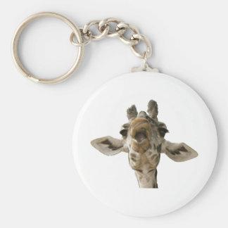 Helaine's Goofy Giraffe Keychain