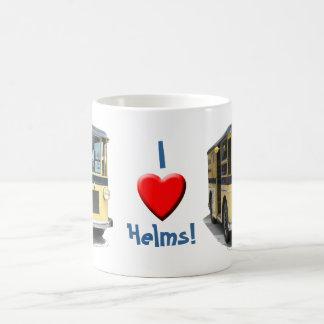 Helaine's Helm's Truck Coffee Mugs