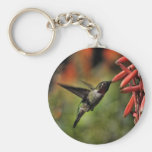 Helaine's Hummingbird 2 Key Chains