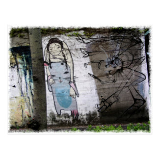 Helaine's Japanese Graffiti Post Cards