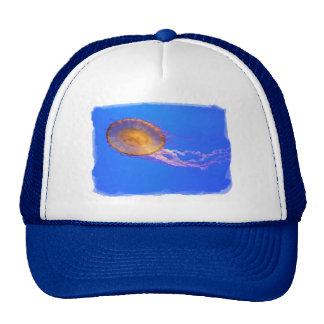 Helaine's Jelly Fish 1 Trucker Hat