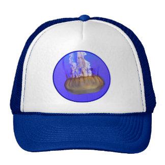 Helaine's Jelly Fish 4 Trucker Hat