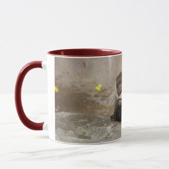 Helaine's Otter Mug