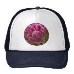 Helaine's Proteas Flower Mesh Hats