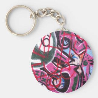 Helaine's VeniceGraffiti Keychain