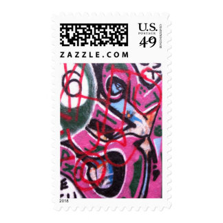 Helaine's VeniceGraffiti Postage Stamps