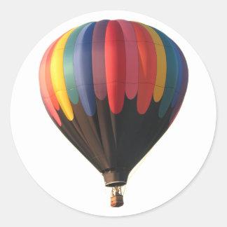 Helane's Balloon1 Classic Round Sticker