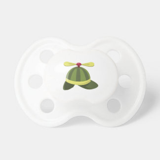 Helcopter Hat Baby Pacifier