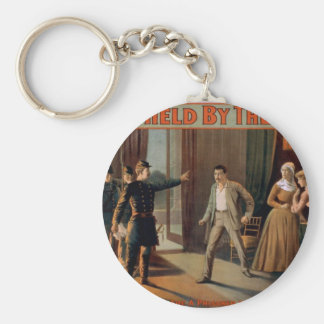 Held by the enemy, 'You are Prisoner of war' Key Chains