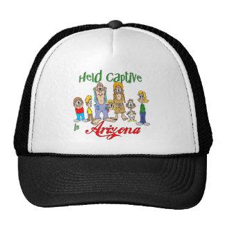 Held Captive in Arizona Mesh Hats