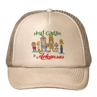 Held Captive in Arkansas Trucker Hat