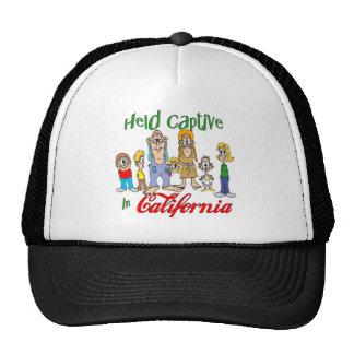 Held Captive in California Trucker Hat