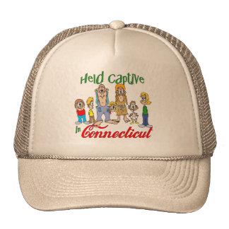 Held Captive in Connecticut Trucker Hat