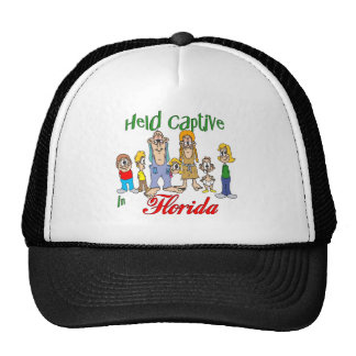 Held Captive in Florida Trucker Hat