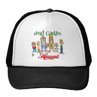 Held Captive in Hawaii Hat
