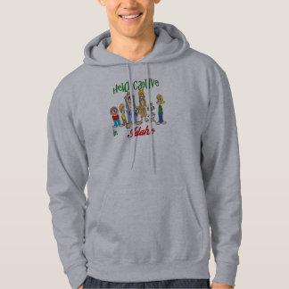 Held Captive in Idaho Hooded Sweatshirt