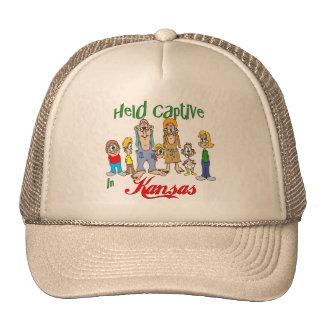 Held Captive in Kansas Hats