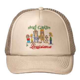 Held Captive in Louisiana Trucker Hat
