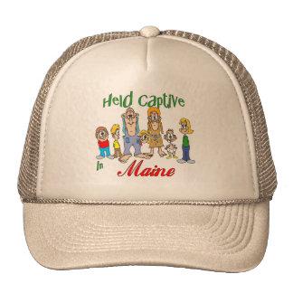 Held Captive in Maine Trucker Hat