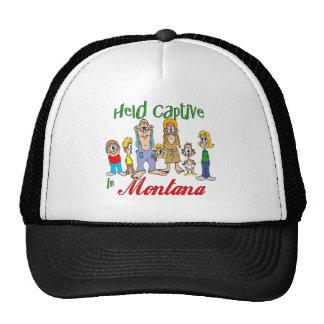 Held Captive in Montana Trucker Hat