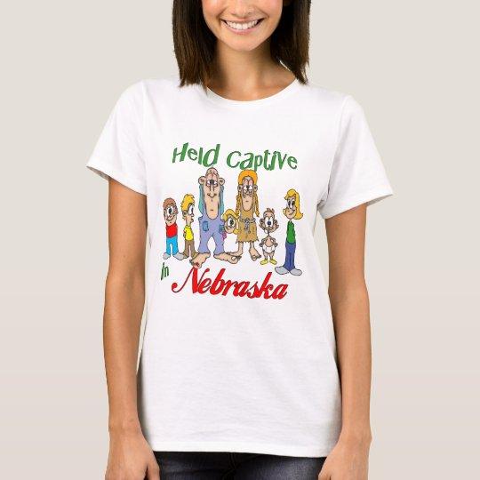 Held Captive in Nebraska T-Shirt