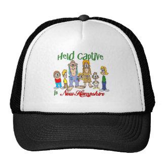 Held Captive in New Hampshire Trucker Hat