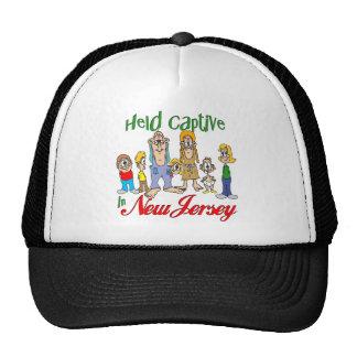 Held Captive in New Jersey Trucker Hat