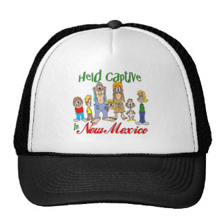 Held Captive in New Mexico Trucker Hat