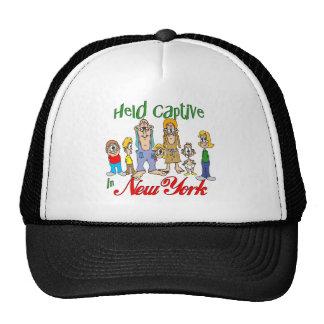Held Captive in New York Trucker Hat