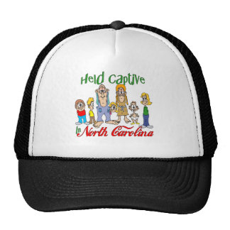 Held Captive in North Carolina Trucker Hat