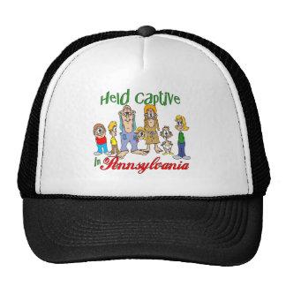 Held Captive in Pennsylvania Trucker Hat