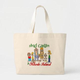 Held Captive in Rhode Island Bags