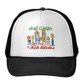 Held Captive in South Carolina Trucker Hat