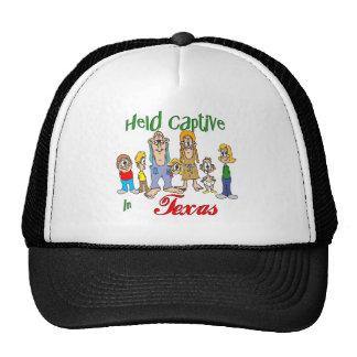 Held Captive in Texas Trucker Hat