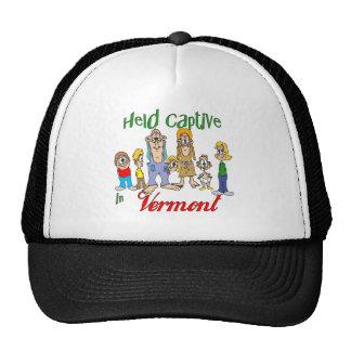 Held Captive in Vermont Trucker Hat