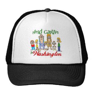 Held Captive in Washington Trucker Hat