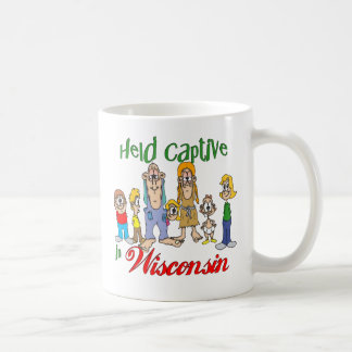 Held Captive in Wisconsin Coffee Mug