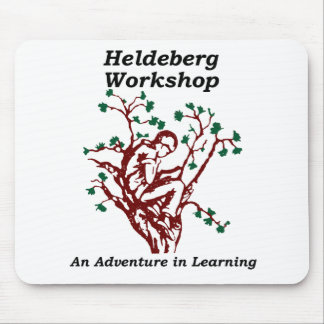 Heldeberg Workshop Mouse Pad