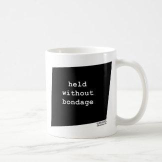 heldwithoutbondage.jpg taza básica blanca