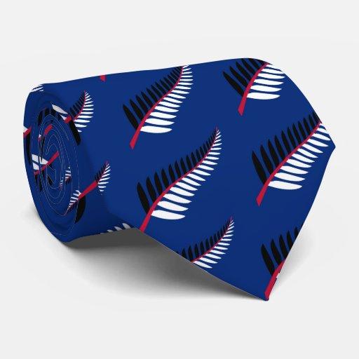 Helecho maorí del OPUS Corbata Personalizada
