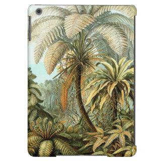 Helechos de Ernst Haeckel Filicinae Funda Para iPad Air