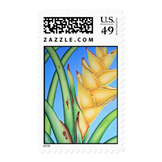 Heleconia amarillo