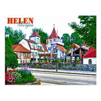 Helen alpina, Georgia, los E.E.U.U. Postales