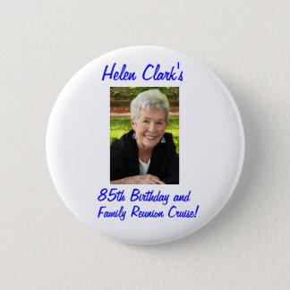 Helen Clark's Birthday Button