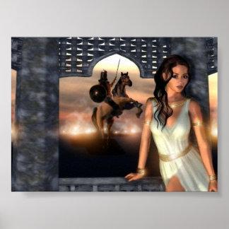 Helen de Troy Posters