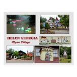 Helen, Georgia Postcard