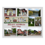 Helen. Georgia Postcard