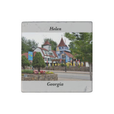 Helen Georgia Stone Magnet at Zazzle