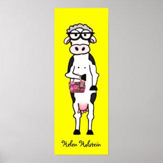 Helen Holstein Poster