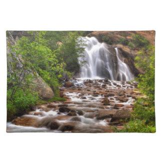 Helen Hunt Falls Cloth Placemat